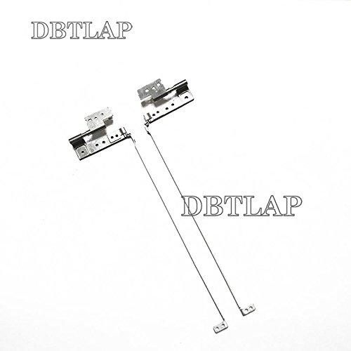 DBTLAP Laptop Hinge for HP Compaq Presario C300 C500 V5000 B3800 Series Hinges Left + Right