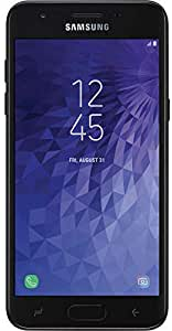 "Samsung Galaxy J7 2018 (16GB) J737A - 5.5"" HD Display, Android 8.0, Octa-core 4G LTE AT&T Smartphone (Renewed) (Black, ATT Locked)"
