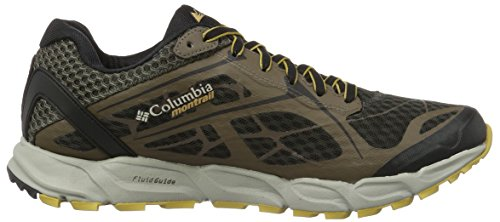 Columbia Herren Caldorado II Outdry Traillaufschuhe, Braun (Jet/Mud), 40 EU