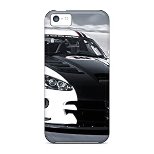 Ultra Slim Fit Hard Mialisabblake Case Cover Specially Made For Iphone 5c- Dodge Viper Acr