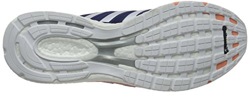 Adizero raw 0 noble Boston Running Bleu Indigo Chaussures footwear Femme Adidas Steel De 6 White Udq6dwx7