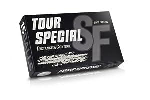 Tour Special Soft Feel Golfbälle, 2-teilig, 15er