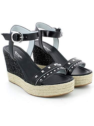 Giardini Mujer Nero Sandalias Para Vestir De Negro HXdpZdq