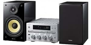 Sony CMT-G2BNiP Red / AirPlay Sistema Hi-Fi con radio DAB - Microcadena (Micro set, Negro, Plata, De 2 vías, 100W, 13 cm, AM, DAB, DAB+, FM)