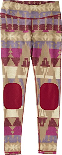 Junior Evolution Snowboard - Burton Women's Expedition Wool Pants, Vision Quest, Medium