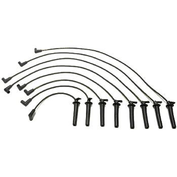 Amazon Com Delphi Xs10206 Spark Plug Wire Set Automotive