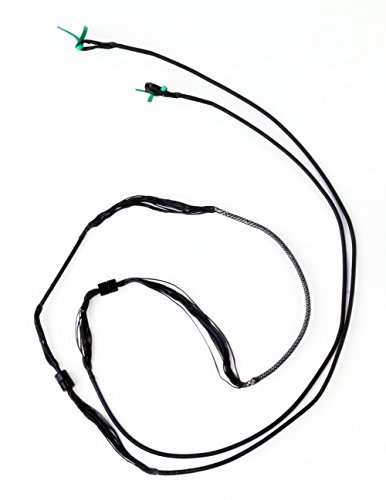 """Leader Accessories Original Replacement String 50-70lbs 25"""""""