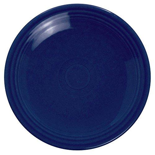 Homer Laughlin Fiesta Cobalt Blue China Bread Butter Plate - 6 1/8