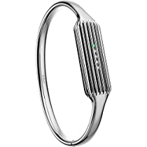 Fitbit Flex 2 Accessory Bangle, Silver, Large