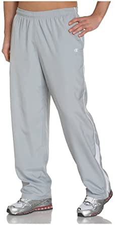 Champion Men's Woven Dobby Pant, Shark/White, XX-Large