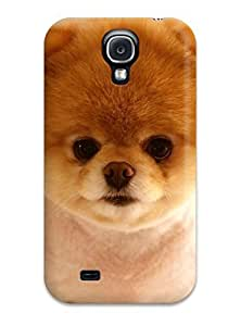 KXrDPhL7497oyQAi Case Cover Protector For Galaxy S4 Cute Dog Boo Case