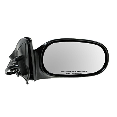 Power Side View Door Mirror Right Passenger Side RH for 98-02 Toyota Corolla ()