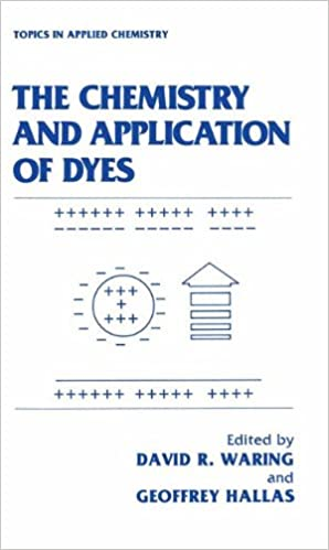 The Chemistry and Application of Dyes (Topics in Applied Chemistry