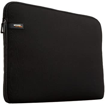 AmazonBasics 14-Inch Laptop Sleeve - Black