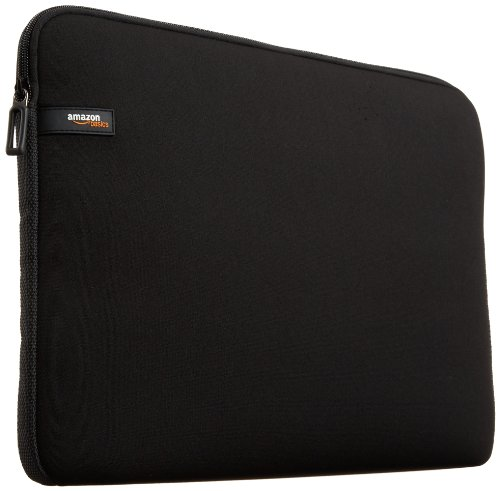 AmazonBasics 14 Inch Laptop Sleeve Black