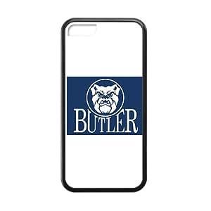 NCAA Butler Bulldogs Black For SamSung Galaxy S4 Mini Phone Case Cover