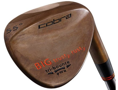 New Cobra 2012 Big Trusty Rusty Rust New Wedge