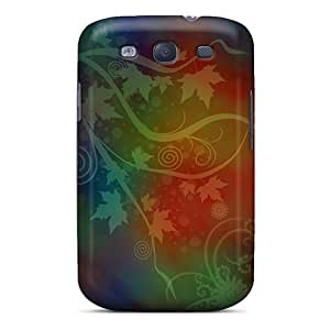 Tpu Case Cover For Galaxy S3 Strong Protect Case - Bohemian Rhapsody Design