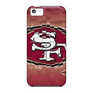 CaroleSignorile HhK17920mfDU Cases For Iphone 5c With Nice San Francisco 49ers Appearance