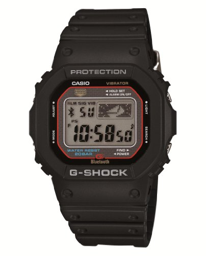 G SHOCK GB 5600AA 1JF Bluetooth Energy Wireless