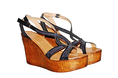 Sandali donna in pelle per l'estate scarpe RIPA shoes made in Italy - 09-8019
