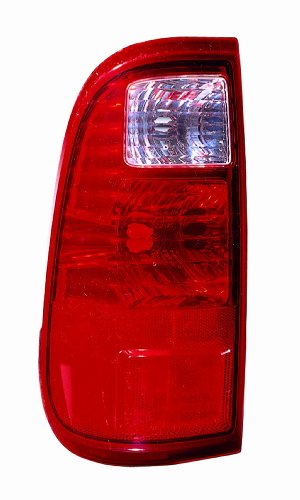 (Depo 330-1936L-UF Ford Super Duty Pick-Up Truck Driver Side Tail Light)