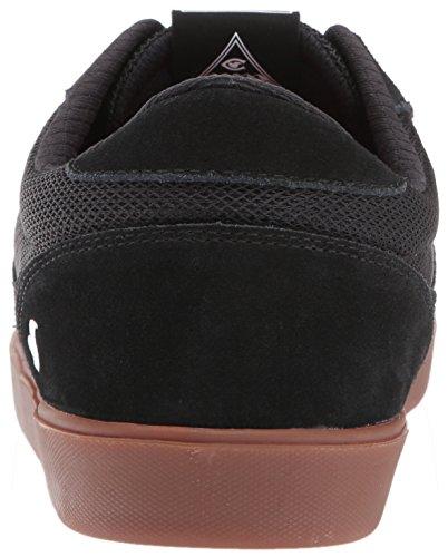 Zapatos Dvs Chico Brene Chico Brene Signature Series Pressure Sc Negro Gum Ante (Eu 44 / Us 10 , Negro)