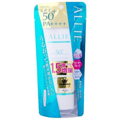 Kanebo Allie Sunscreen