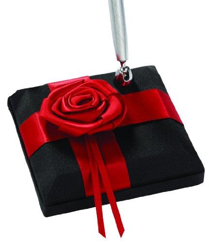 Hortense B. Hewitt Wedding Accessories Midnight Rose Pen Set