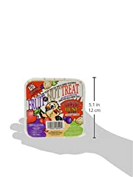 C & S Products Fruit n\' Nut Treat, 12-Piece
