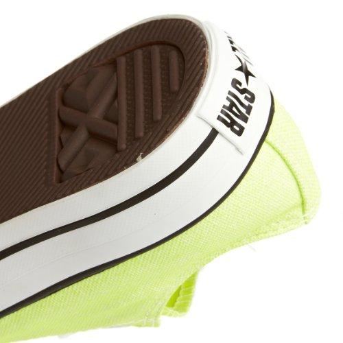 Converse Adulto Unisex Jaune Ox neon Ct Wash Fash Sneaker Jaune rxvqrYfw