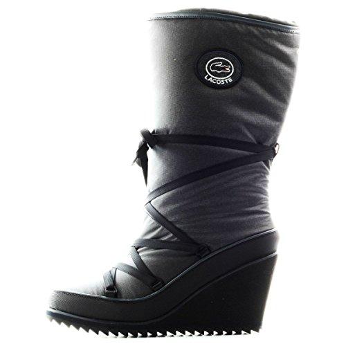 Boot Donna Lacoste Aubina Nero 9.5