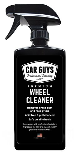 Best Wheel and Tire Cleaner on Amazon! - Safe for all Wheels (Acid Wheel Cleaner)