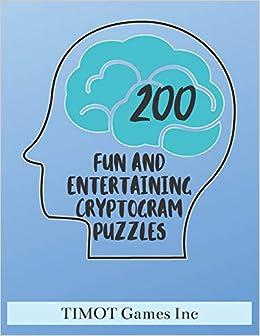 fun and entertaining cryptogram puzzles fun brain teasing