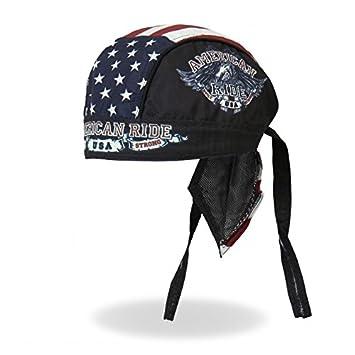 SKULL MADE OF SKULLS Authentic Bikers Premium Headwraps High Quality Micro-Fiber /& Mesh Lining HEADWRAP
