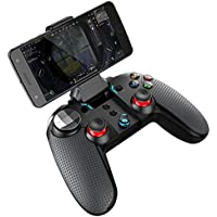IPEGA PG-9099 Bluetooth Wireless Game Controller Turbo Function With LED Lights Gamepad For Android /iOS /PC Black