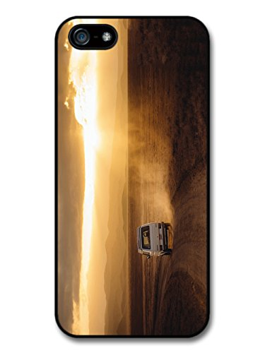 Cool Travelling Driving Car Through Desert Wanderlust Photography case for iPhone 5 5S