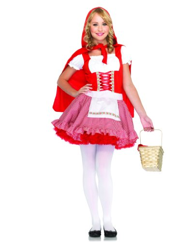 Lil' Miss Red Teen/Junior Costume - Teen Medium/Large for $<!--$36.94-->