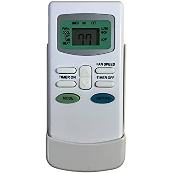Amazon Com Generic Replacement Air Conditioner Remote