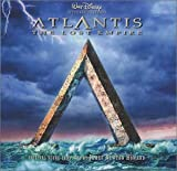 Atlantis: The Lost Empire by unknown Soundtrack edition (2001) Audio CD