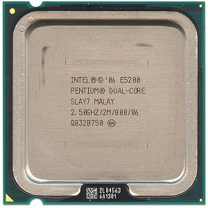 INTEL DUAL CORE E5200 DRIVERS PC