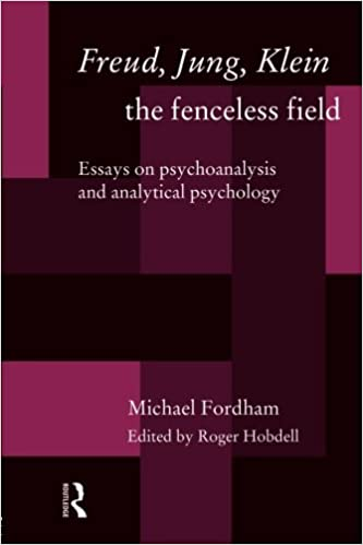 Freud, Jung, Klein - The Fenceless Field: The Fenceless Field - Essays on Psychoanalysis and Analytical Psychology