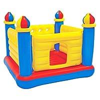 Gorila inflable Intex Jump O Lene Castle, para edades de 3 a 6 años