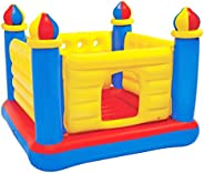 Intex Jump O Lene Castle Inflatable Bouncer, for Ages 3-6