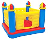 Toys : Intex Jump O Lene Castle Inflatable Bouncer, for Ages 3-6
