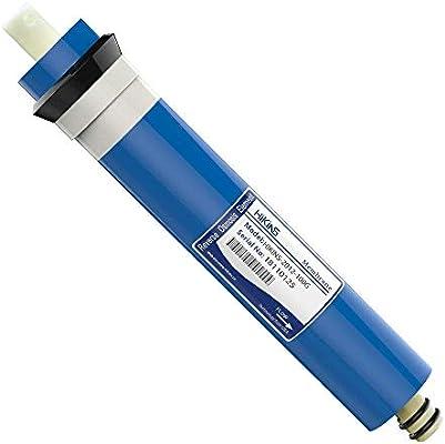 HiKiNS 1812-100 GPD RO ósmosis inversa Membrana hogar purificador de Agua Ro Universal Compatible con Filtro de Repuesto para casa purificador de Agua de ósmosis inversa: Amazon.es: Bricolaje y herramientas