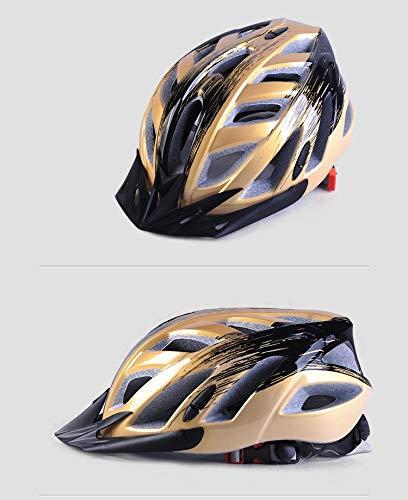 Casco de Bicicleta,Forro extraíble Almohadilla de Barbilla Super ...