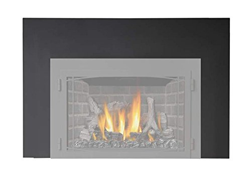 Napoleon I3DS6 One Piece Surround for IR3 and IR3G Model Fireplaces, Black