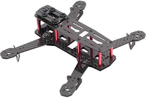 Fiber FPV Race RC Quadcopter Frame Kit ()