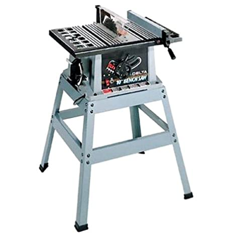 Surprising Delta 36 545 10 Inch Bench Saw With Stand Power Table Saws Machost Co Dining Chair Design Ideas Machostcouk